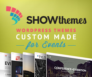 Showthemes - Premium WordPress Event Theme Store