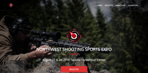 2016 Northwest Shooting Sports Expo