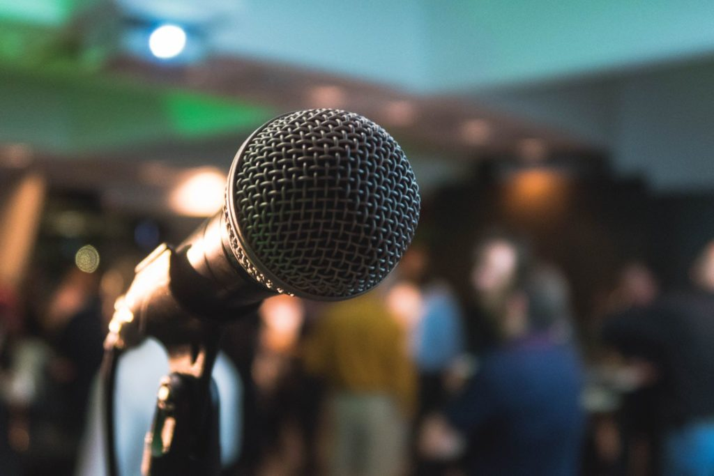 3 ways to practice your conference speech