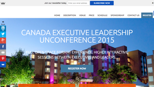 Canada Executive Leadership Unconference