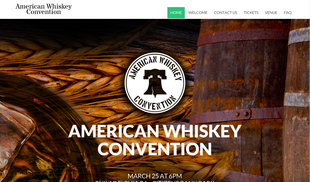 America WhiskeyH Convention