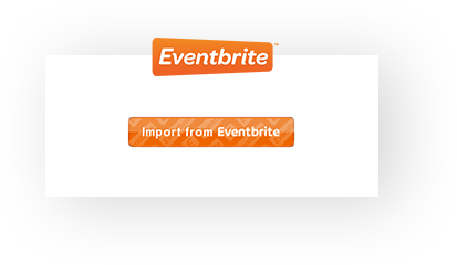 Import Your tickets from Eventbrite